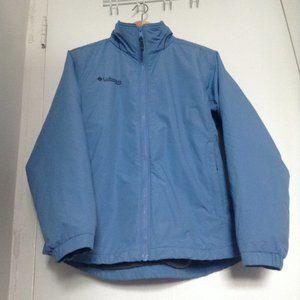 Columbia Womens' Fleece-Lined Winter Jacket, Sz. M